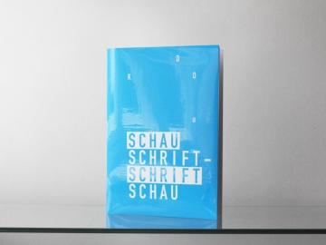 Schauschrift_front