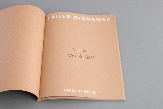 Failed Dioramas book 03